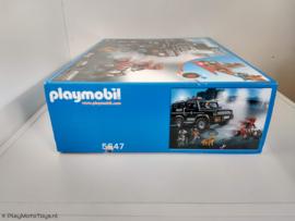 Playmobil 5647 - Speciale Politie eenheden set MISB