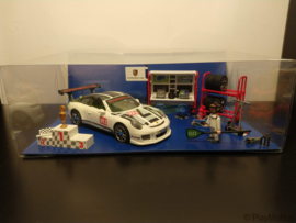 Playmobil 9225 - Porsche 911 GT3 Cup, WINKEL- / SHOP DISPLAY