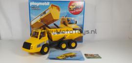 Playmobil 5468 - Grote kiepwagen, gebruikt met doos