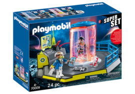 Playmobil 70009 SuperSet Galaxy Police