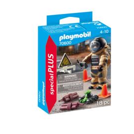 Playmobil 70600 - Politie speciale eenheid