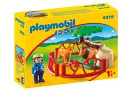 1.2.3. Playmobil 9378 - Leeuwenverblijf