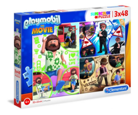 Playmobil: The Movie - 25243 Puzzel