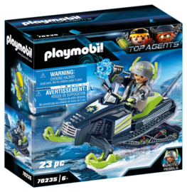 Playmobil 70235 Arctic Rebels sneeuwscooter