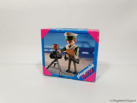 Playmobil 4609 - Radarcontrole Polizei special, MISB