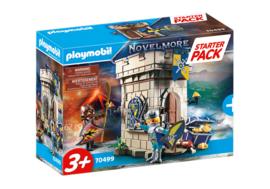 Playmobil 70499 - Starterpack Novelmore Ridder Fort