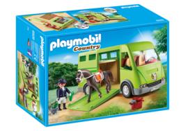 Playmobil 6928 - Paardenvrachtwagen