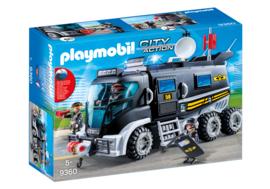 Playmobil 9360 - SIE-truck met licht en geluid
