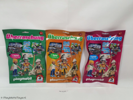 Schmidt 40599 - Playmobil Verrassingszak complete set