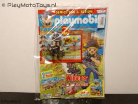 Playmobil Tijdschrift nr.4/16, Ranger