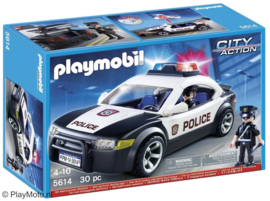 Playmobil 5614 - USA Politieauto