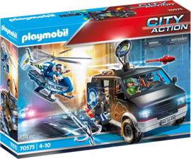 Playmobil 70575 - Achtervolging van het vluchtvoertuig