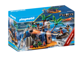 Playmobil 70556 - Promopak Piraten Eiland