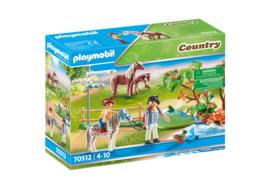 Playmobil 70512 - Avontuurlijke Ponyrit