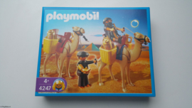 Playmobil 4247 - Grafrovers met kamelen