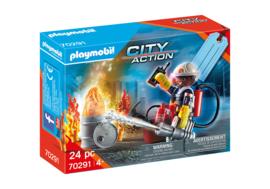 """Playmobil 70291 - Kado set """"Brandweer"""""""