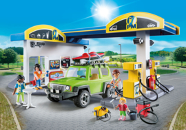 Playmobil 70201 - Tankstation