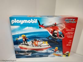 Playmobil 5668 - Search And Rescue (SAR) set