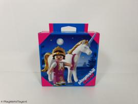 Playmobil 4645 - Prinses met eenhoorn, MISB