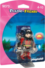 Playmobil 9073 - Playmo-friends Zwaardvechtster