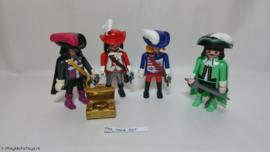 Playmobil 4 Musketiers special, 2e hands