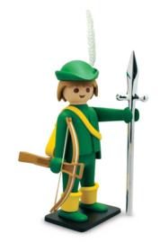 PLT-266 Playmobil Groene Boogschutter