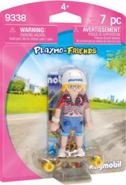 Playmobil 9338 - Playmo-friends Longboard skater