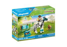 Playmobil 70515 - Collectible Lewitzer Pony