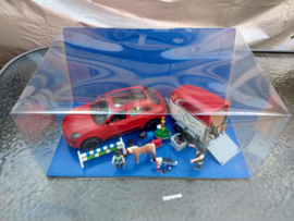 Playmobil 9376 - Porsche Macan GTS, WINKEL- / SHOP DISPLAY