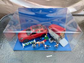 Playmobil 9376 - Porsche Macan GTS, WINKEL- / SHOP DISPLAY
