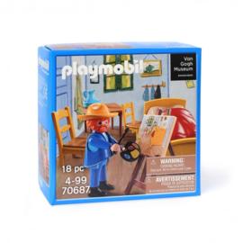 Playmobil 70687 - Van Gogh Slaapkamer - Promo
