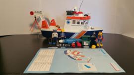 Playmobil 4469 - Expeditie schip, gebruikt