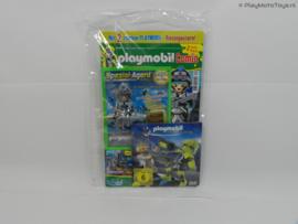 Playmobil Top Agents Tijdschrift nr.39