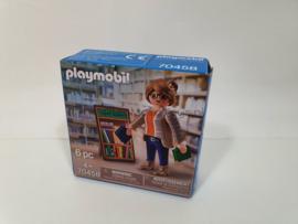 Playmobil 70458 - Thalia boekenhandelaar  - Promo