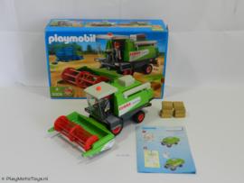 Playmobil 5006 - Claas Combine, gebruikt.  KEUZELIJST