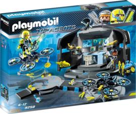 Playmobil 9250 Dr. Drones commandocentrum
