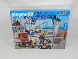 Playmobil 70169 - Vrachthal met vrachtwagen PROMO EXCLUSIVE SET