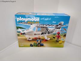 Playmobil 6938 - Safari vliegtuig