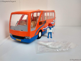 Playmobil 5025 - Holland Supporters Bus, 2ehands