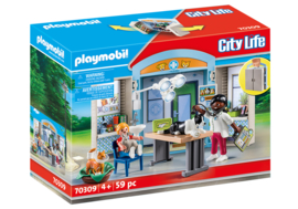 Playmobil 70309 - Speelbox Dierenarts