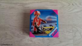 Playmobil 4640 - Spoorwerker, MISB