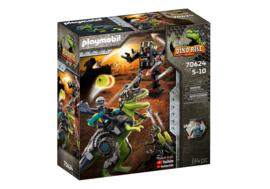 Playmobil 70624 - T-Rex: Strijd der Giganten