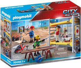 Playmobil 70446 - Stelling met werklieden