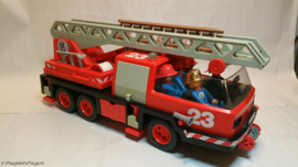 Playmobil 3525 - Hook & Ladder Truck #21, used