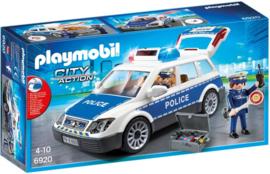 Playmobil 6920 - Politieauto met zwaailichten en sirene