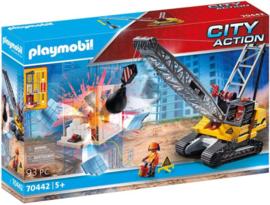 Playmobil 70442 - Rupskraan met bouwonderdeel