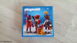 Playmobil 5040 - 3 Zwarte Pieten