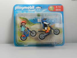 Playmobil 5930 - Cross duo Blister  (USA exclusive)