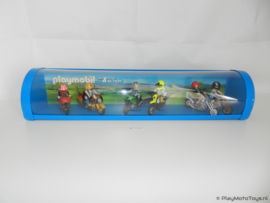 Playmobil Display klein - Motoren verzamel Serie 2