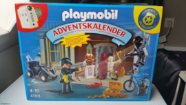 Playmobil 4168 - Adventskalender Museumroof